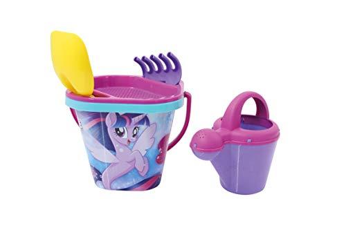 My Little Pony Schnee Kinder Spielzeugset Sandkasten Eimer ()