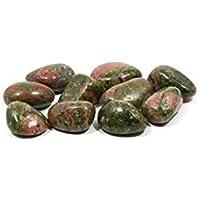 Unakit Trommelsteine (20–25mm) einzelner Stein von CrystalAge preisvergleich bei billige-tabletten.eu