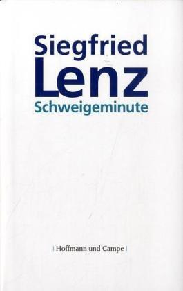 Buchseite und Rezensionen zu 'Schweigeminute. Novelle' von Siegfried Lenz
