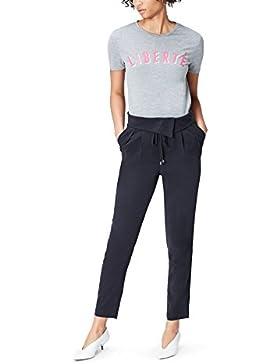 FIND Pantalones de Pinzas para Mujer