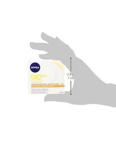 Nivea Q10 Plus Anti-Arrugas – Crema para Cuidado de Día Energizante – 50 ml