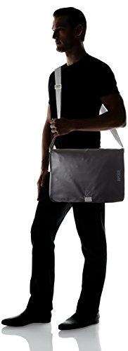 BREE Unisex-Erwachsene Punch 711 Laptop Tasche, 30x8x42 cm Schwarz (Black)
