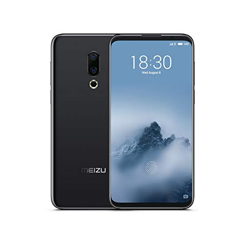 "Meizu 16th 15,2 см (6 "") 6 ГБ 64 ГБ Dual SIM 4G Черный 3010 мАч"