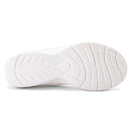 Easy Spirit e360 Quade Synthétique Chaussure de Marche White Mu