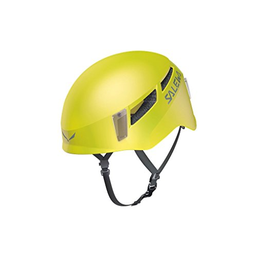 Salewa pura casco robusto, unisex adulto, yellow, l/xl