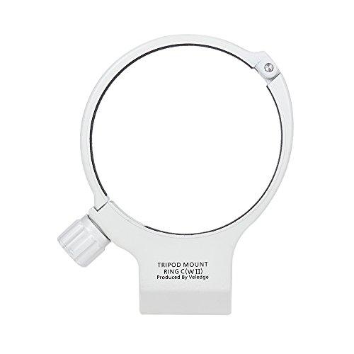 Andoer Treppiedi di Alluminio Collare Obiettivo del