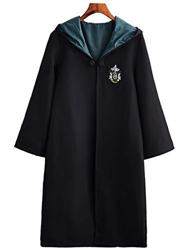 Monissy Unisex Niños Adulto Disfraz Harry Potter