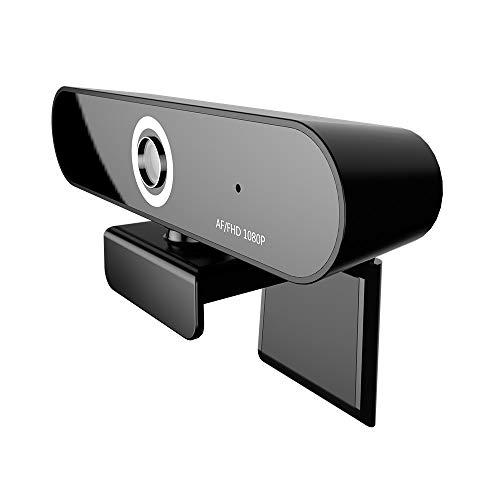 LAY Computerkamera HD Kamera Geeignet für Videoanrufe und Aufnahmen USB Webcam Plug & Play eingebautes Mikrofon