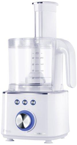 Severin KM 3901 Küchenmaschine, Inhalt 3.0 Liter, weiß