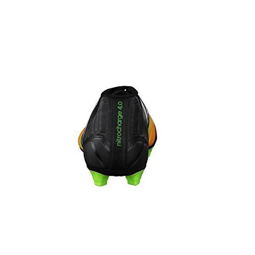 Chaussures de Football ADIDAS PERFORMANCE Nitrocharge 4.0 FG - - negro / plateado
