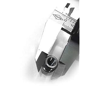 Pernos M10 M6 1.25 de titanio para frenos V-Brake R9, 2 unidades