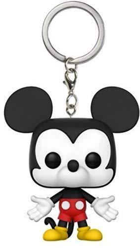 Funko Pop!- Disney Llavero Vinilo Mickey