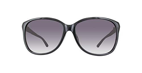 Swarovski Damen SK0083F-01B-60 Sonnenbrille, Schwarz, 62