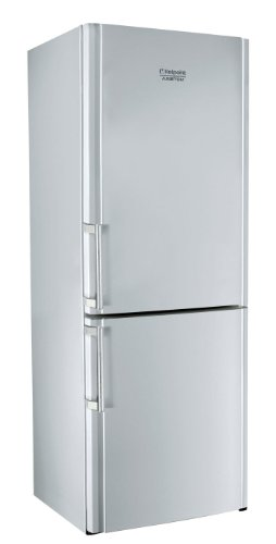 Hotpoint ENBLH 192A3 FW Libera installazione 450L A+ Alluminio frigorifero con congelatore