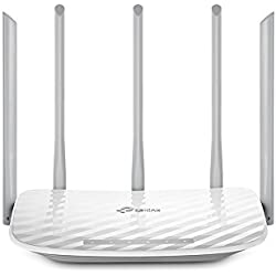 TP-Link Archer C60 AC1350 Wireless Dual Band Router (White)