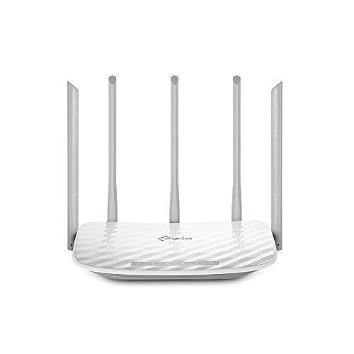 TP-Link Archer C60 AC1350 Dualband Gigabit WLAN Router