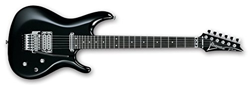 IBANEZ–GUITARRA ELECTRICA JOE SATRIANI SIGNATURE JS2450INCLUYE MALETIN FABRICADO EN JAPON –MUSCLE CAR BLACK