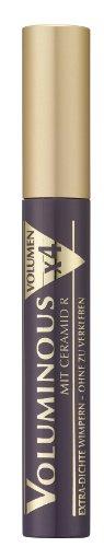 L'Oréal Paris Voluminous Mascara in schwarz, langanhaltende Wimperntusche für 4x mehr Volumen und kräftige Wimpern, 8 ml