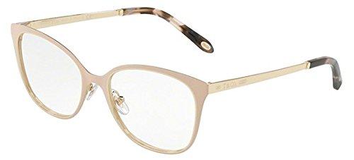 Tiffany Brillen 1837 TF 1130 NUDE PALE GOLD Damenbrillen