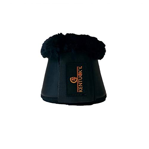 Kentucky Hufglocken Leder Schaffell - Size XXL