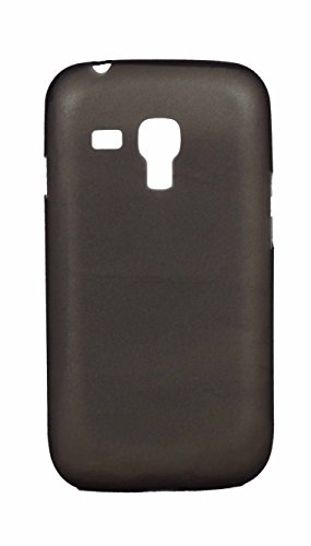 PHX® Ultra Thin Matte Hard Back Case Cover Frame For Samsung Galaxy S3 Mini Semi Transparent - Black  available at amazon for Rs.199