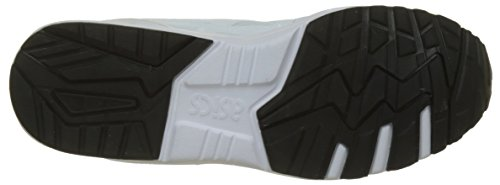 Asics Hn7c4, Sneaker Unisex – Adulto Bianco (White/white)