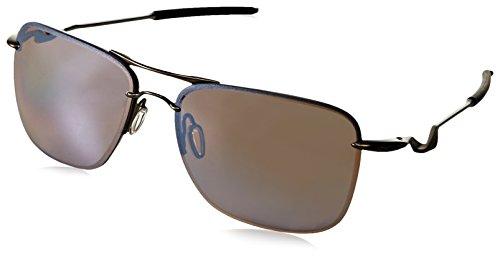 Oakley Sonnenbrillen Tailhook 408707 Titanium Titanium Iridium Polarized
