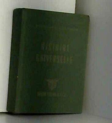 Histoire universelle; encyclopédie de Poche. par Espagne Pierre et alii CLOET Robert