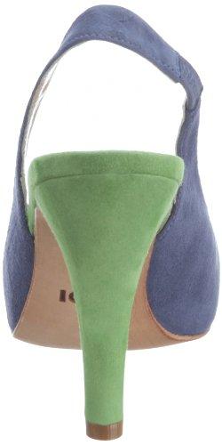 Lodi A17 15931 Damen Sandalen/Fashion-Sandalen Blau (Jeans)