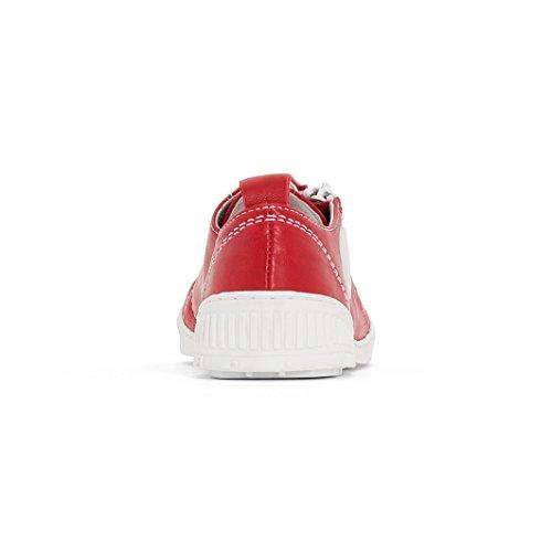 Pataugas Jungen Sneakers Quotrockynquot, Leder Rot