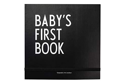 Design Letters Baby's First Book Livre souvenir Design Letters
