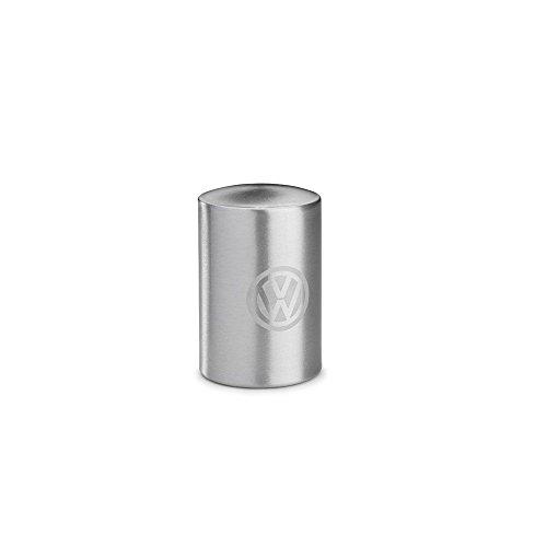 Volkswagen Flaschenöffner Push Effekt Metall Öffner VW Emblem Silber 000087703CTJKA