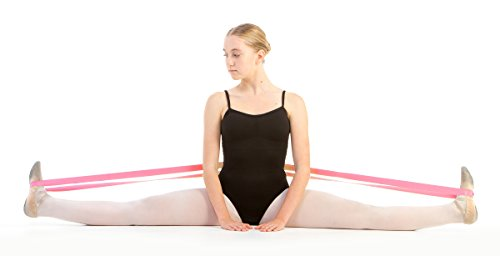 The-PlumBand-Stretch-Band-for-Dance-and-Ballet--Colors-and-Sizes-for-Kids-Adults--Improve-Your-Splits-Strength-and-Flexibility-with-Stretching--Printed-Instruction-Booklet-and-Travel-Bag