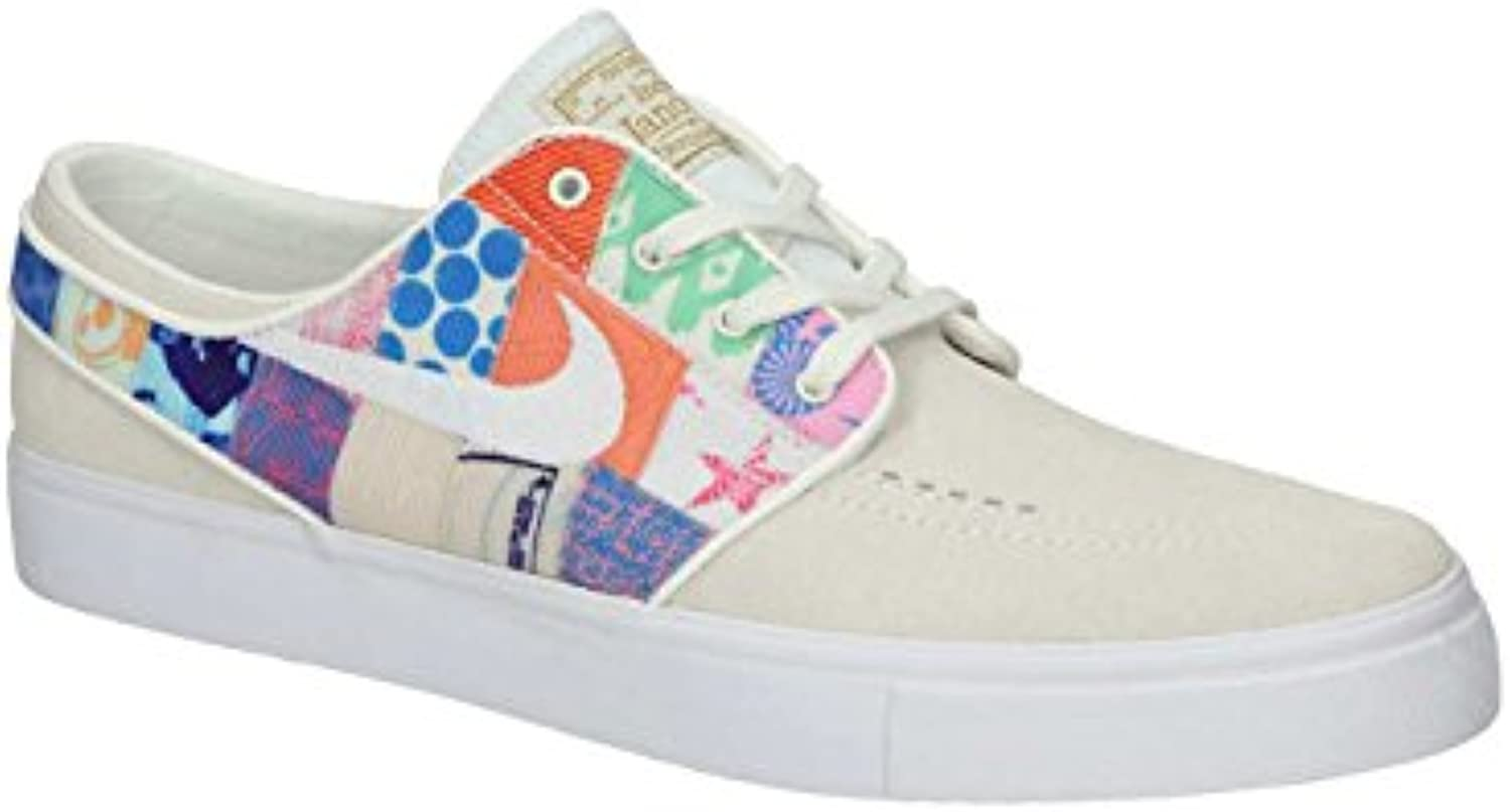 Nike SB X Thomas Campbell Stef Janoski Mens Trainers Sail White - 10 UK  -