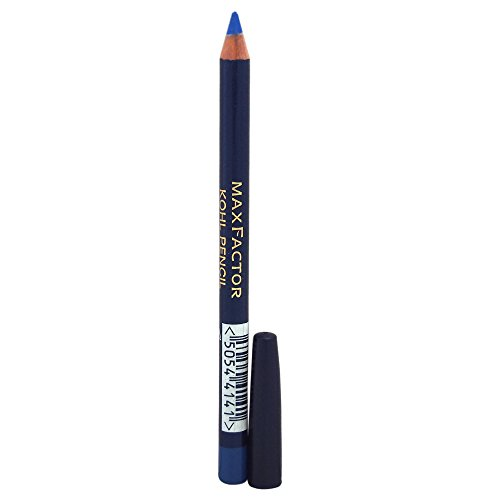 Max Factor Kohl Pencil Eye Liner, No.080 Cobalt Blue by Max Factor -