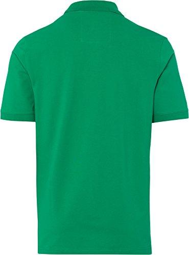 Brax Herren Poloshirt Grün (Frog 36)