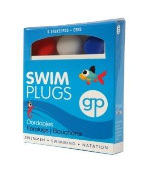Get Plugged Swim Plug. 3 Paar Ohrstöpsel zum Schwimmen. Diese Gehörschutzstöpsel Verhindern das Eindringen von Wasser ins Ohr. Sie sind perfekt für die empfindlichen Ohren von Kindern. 3 - Kinder Empfindliche
