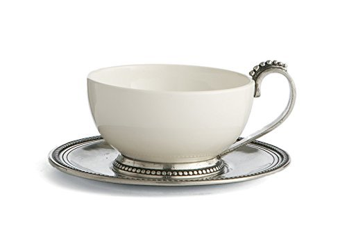 arte-italica-perlina-cup-saucer-white-by-arte-italica