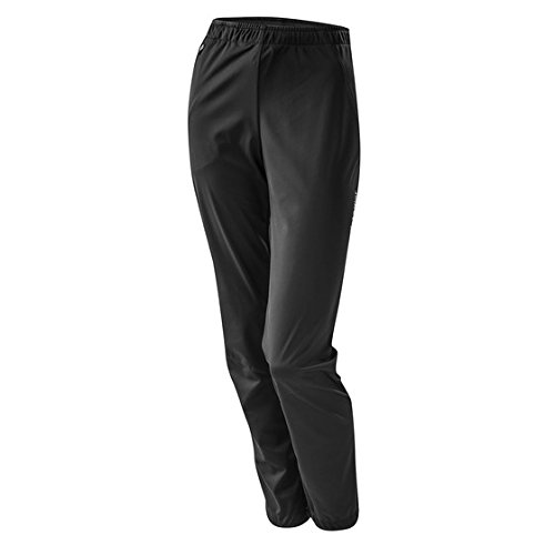 LÖFFLER Sportiv Windstopper Softshell Light Pants Women - Black
