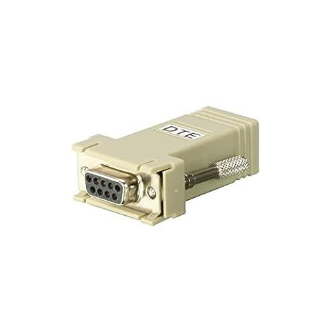 Aten sa0141–Câble interface/pour adaptateurs (RJ-45, DB-9, femelle/femelle, noir, blanc, SN0108/SN0116)