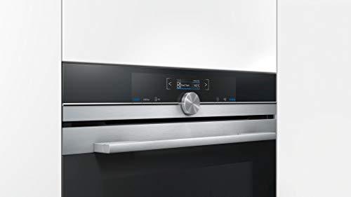 Siemens iQ700 HB674GBS1 Backofen A+ (3.6 kW, 4D Heißluft, Ober-/Unterhitze, Edelstahl) Titan-Glanzemail anthrazit - 5