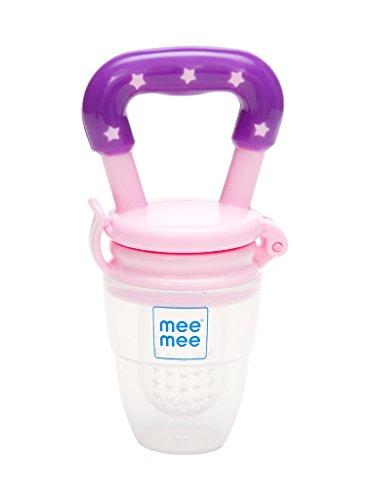 Mee Mee Fruit and Food Nibbler (Pink)