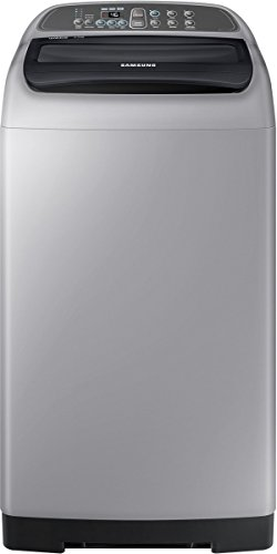 Samsung 6.2 kg Fully-Automatic Top Loading Washing Machine (WA62M4200HA/TL, Imperial Silver)