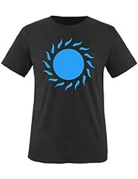 Geist Top Basic Print-Shirt Jungen T-Shirt Rundhals 100/% Baumwolle Comedy Shirts Boooo
