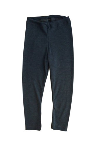 Engel, Legging, lange Unterhose, Wolle Seide, Grösse 104, Light Ocean