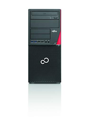 Fujitsu Esprimo P956 MT   Büro Computer/Internet PC   Intel Core i5-6500 @ 3,2 GHz   8GB DDR4 RAM   250GB SSD   DVD-Brenner   Windows 10 Home (Generalüberholt)