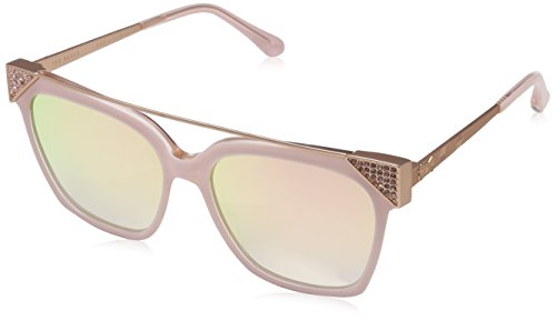 Ted Baker Damen Dawn Sonnenbrille, Rosa (Pink), 56
