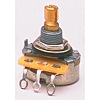 Allparts EP-0086-000 CTS Potentiometer (Poti, 500K, logarythmisch)