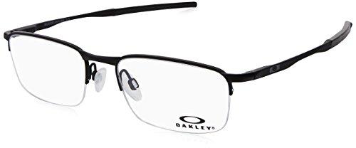 Ray-Ban Herren 0OX3174 Brillengestelle, Braun (Matte Black), 53
