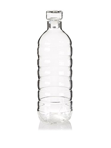 SELETTI Bottiglietta in Vetro Si-Bottle Ø Cm.7 H. 22,5